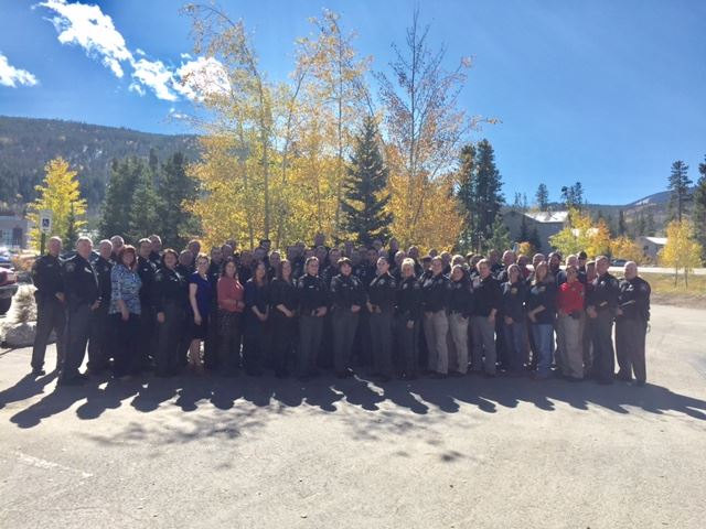 Summit County Sheriff's Office Staff 2017