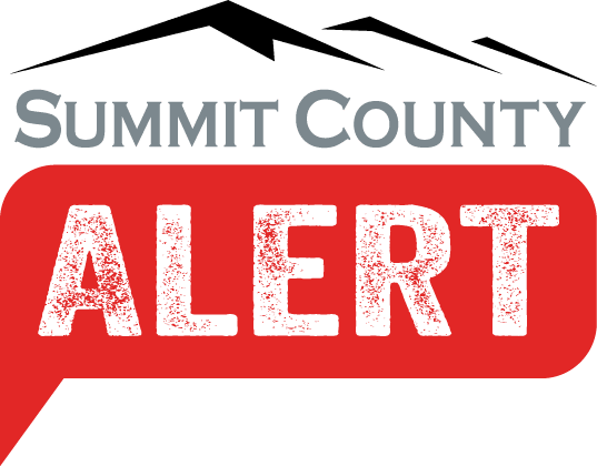 Register for Summit County Alert
