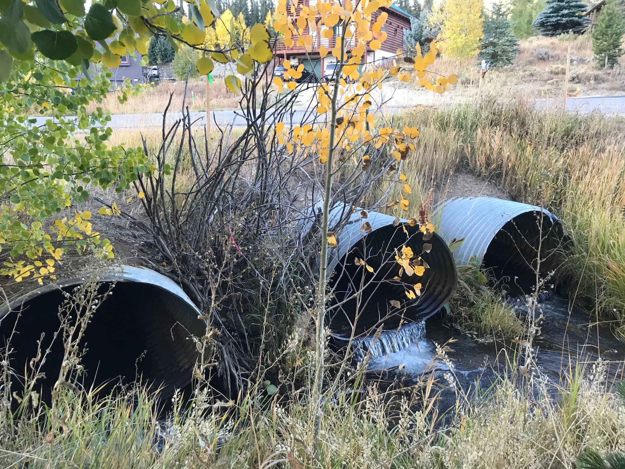 Aging culverts