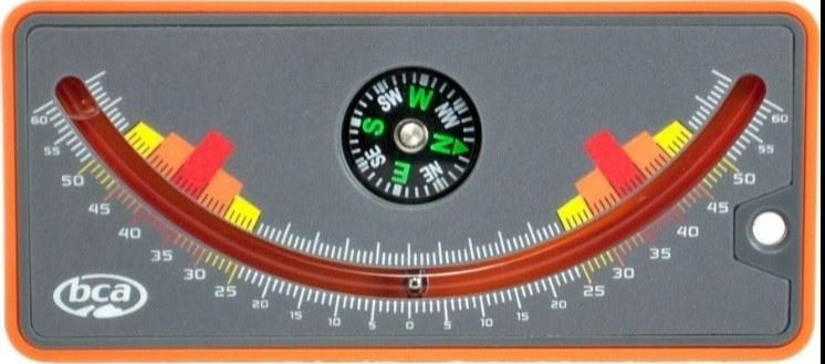 BCA clinometer