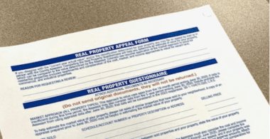 Real Property Form