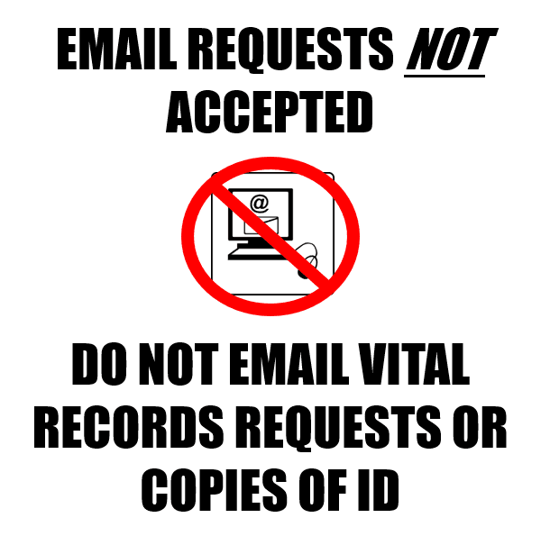 Do Not Email PII